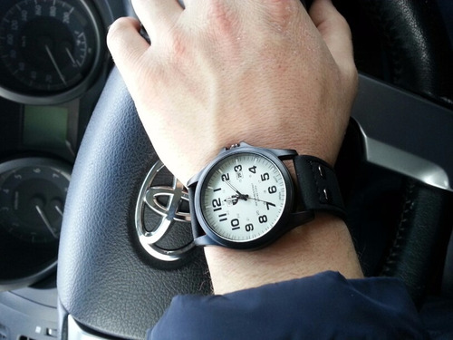 reloj  para hombre con fecha  oferta!!