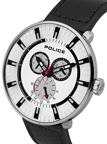 reloj para hombre de la liga de policia 15040xcy01