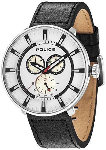 reloj para hombre de la liga de policía 15040xcy01