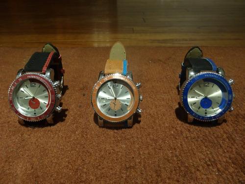 reloj para hombre , extensible plástico simulado tela