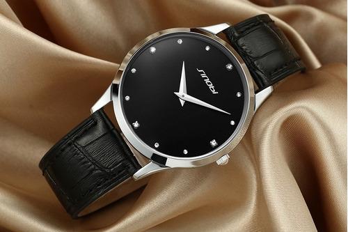 reloj para hombre extra plano cuarzo envio incluido