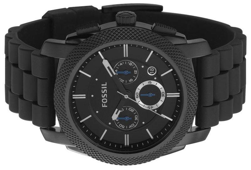 8bb822d300e0 reloj para hombre fossil fs4487 cronógrafo negro. Cargando zoom.