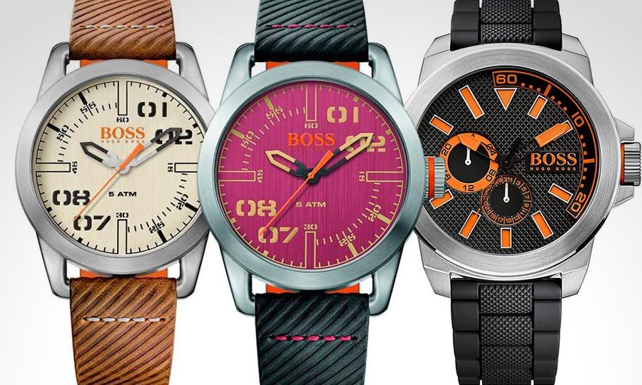 5d0159700e08 Reloj Para Hombre Hugo Boss En Modelo A Elección. -   376.870 en ...