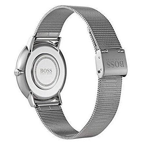ddf53cb44661 Reloj Para Hombre Hugo Boss Horizon Con Esfera Azul Y Acero ...