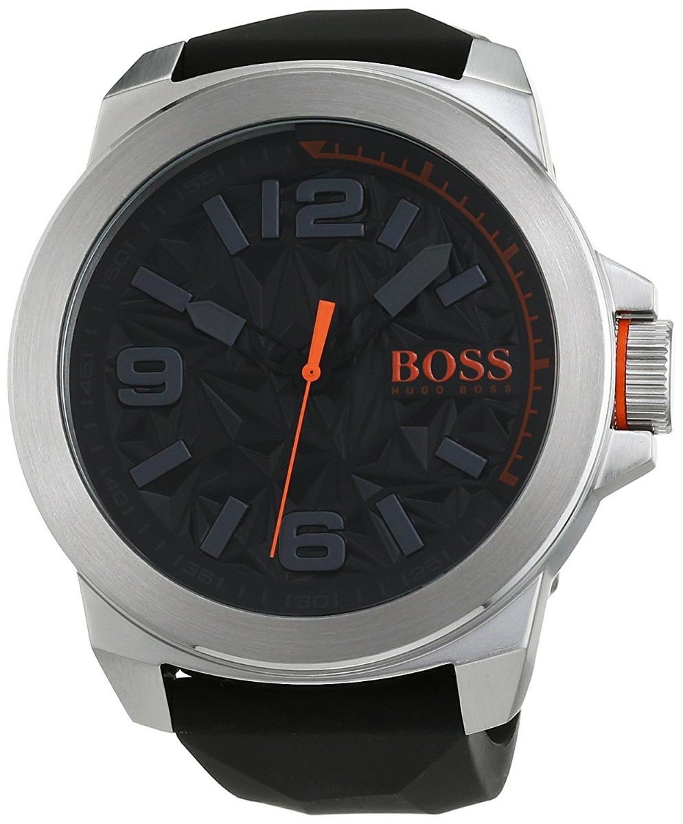 23ec15e738d0 reloj para hombre hugo boss orange new york acero oferta. Cargando zoom.