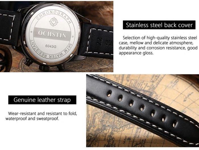 Reloj Para Hombre Ochstin Desde China Excelente Calidad New! - S ... d8a0783894b1