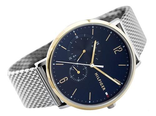 reloj para hombre tommy 1791505 100% original