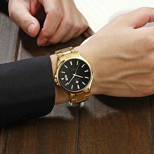 reloj para hombres wwoor reloj impermeable original de cuarz