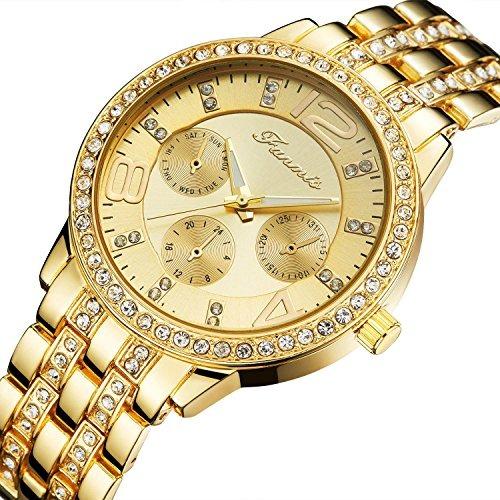 742b76c96c1c Reloj Para Mujer Color Oro -   89.900 en Mercado Libre