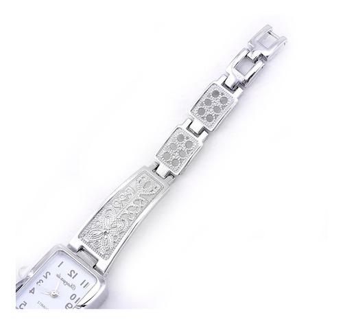 reloj para mujer decorado economico + caja de regalo -oferta