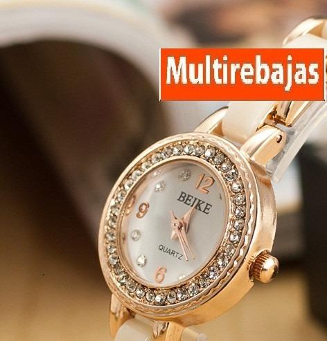 reloj para mujer marca beike moda 2017