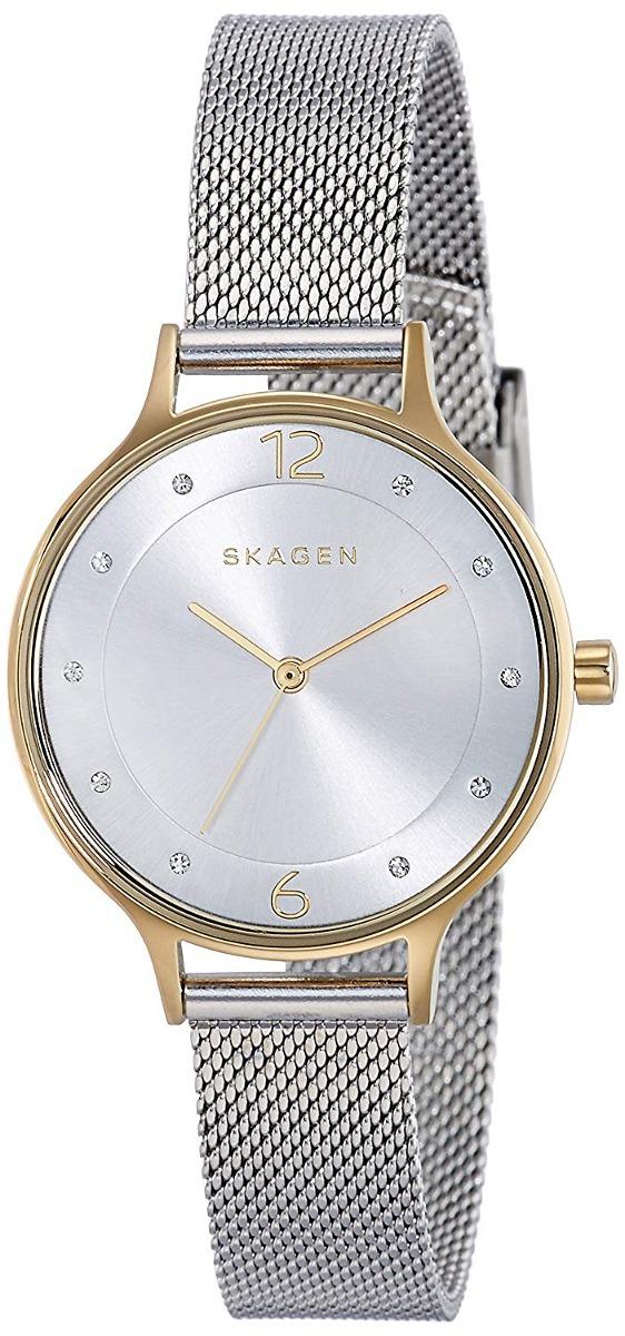 4dacbc405854 Reloj Para Mujer Skagen Anita Steel -   453.900 en Mercado Libre