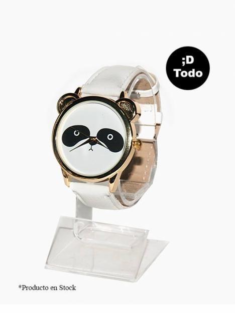 De Mujer Varios Oso Niña Panda Dama Reloj Para Figura Color CorQdxBeW