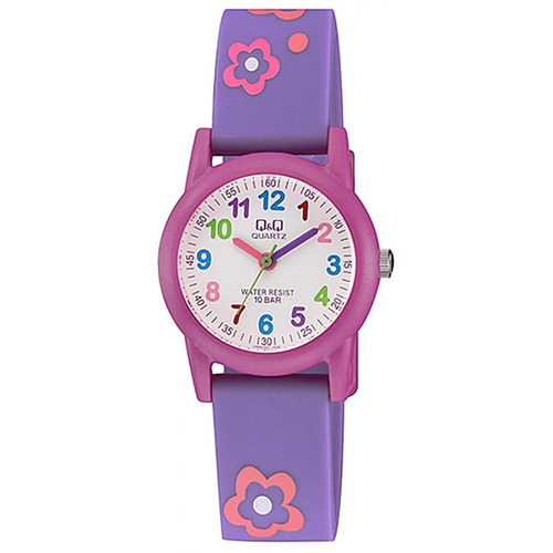 reloj para niños q & q - sumergible - 100% original- cfmx