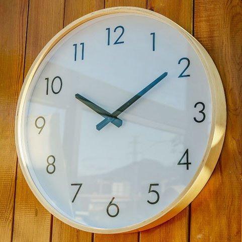 reloj pared pared