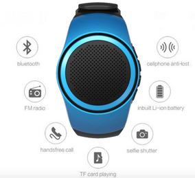 Micro Sd Fm Alarma Selfie B20 Parlante Bluetooth Reloj Radio uFTJcK13l