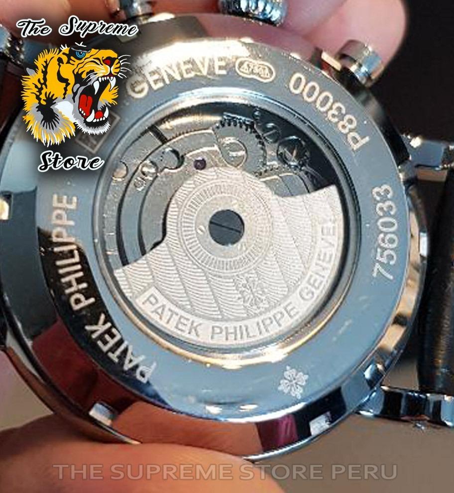 0649b484f86 reloj patek philippe automatico stock! fotos reales · reloj patek philippe. reloj  patek philippe. 8 Fotos