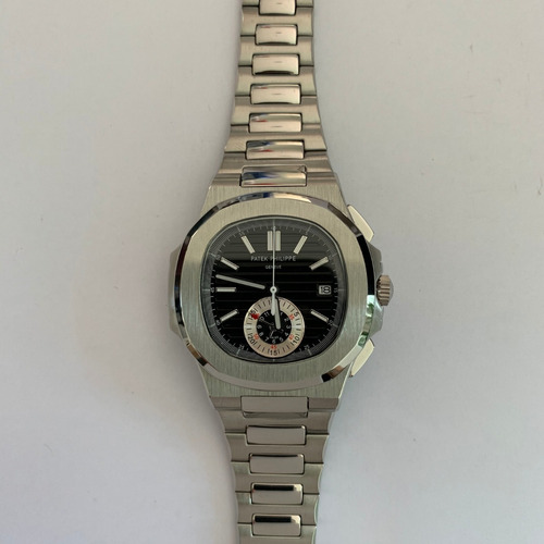 reloj patek philippe nautilus para hombre cuarzo 272pp