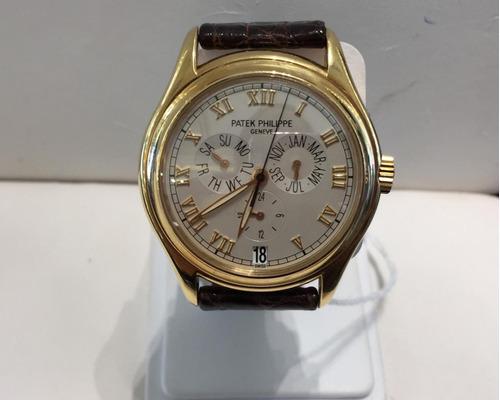 reloj patek philippe referencia 5035 j modelo annual