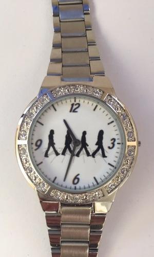 reloj  personalizado (acero) y publicitario