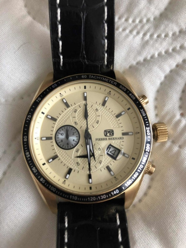 reloj pierre bernard