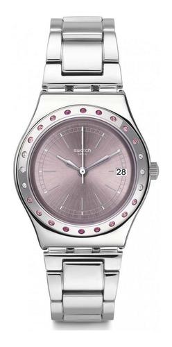 reloj pinkaround gris swatch