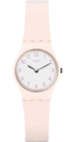 reloj pinkbelle rosa swatch