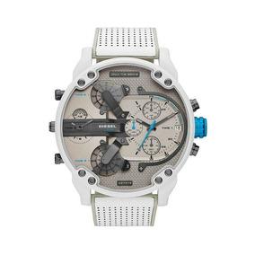 777f6bccac4e Reloj Diesel Franchise Blanco - Relojes en Mercado Libre México