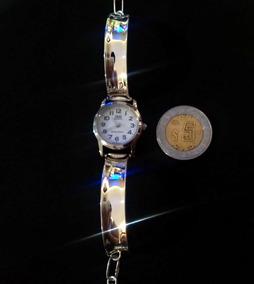 5b36a3ed3566 Reloj Plata Con Extensible De Plata .925 100%plata