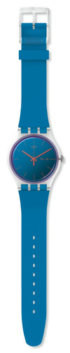 reloj polablue swatch azul