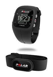 reloj polar a300 negro para fitness gym envio gratis