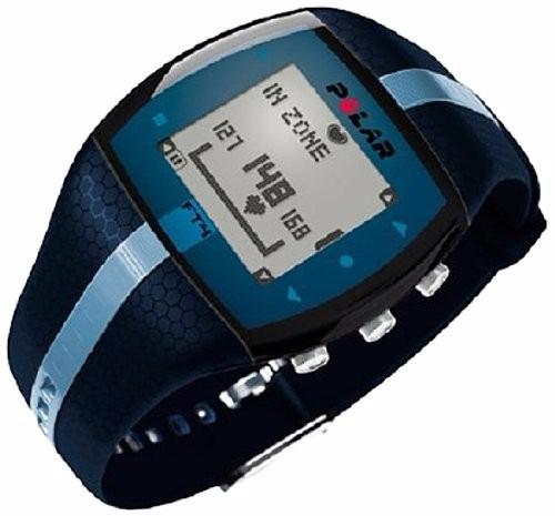 reloj polar ft4 frecuencia cardiaca, pulsometro.