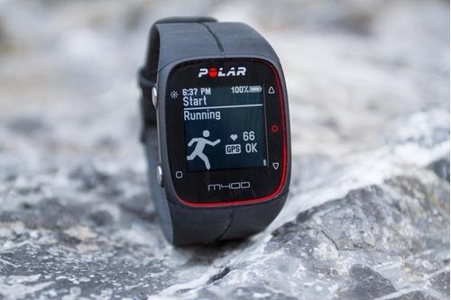 reloj polar m400 nuevo, negro. entrega inmediata.