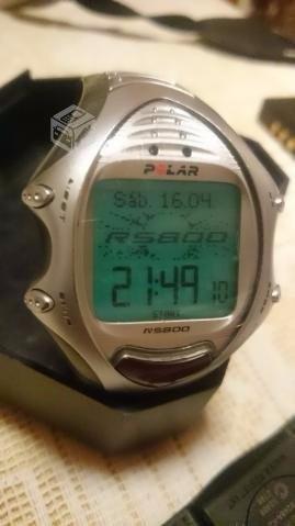 reloj polar rs800
