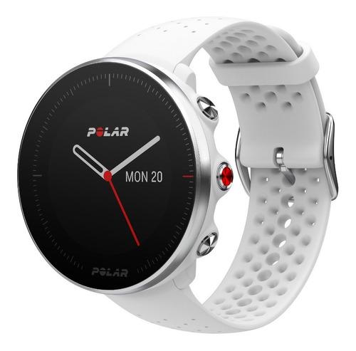 reloj polar vantage m blanco m/l