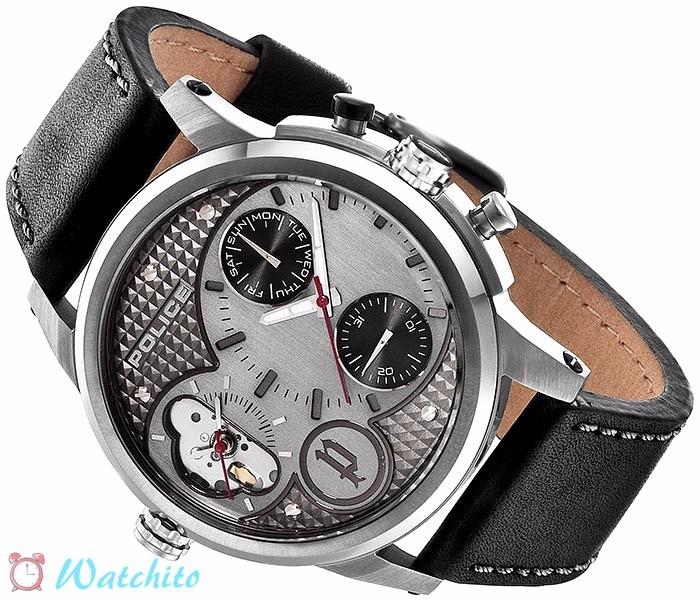 gran descuento fb66d 97943 Reloj Police Hombre Multifunción Pl.14376jsu/61 | Watchito