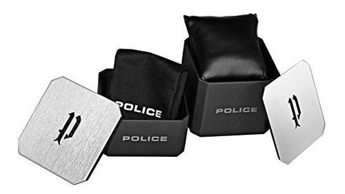 reloj policia squad r1451291003 hombres sunray grey y green