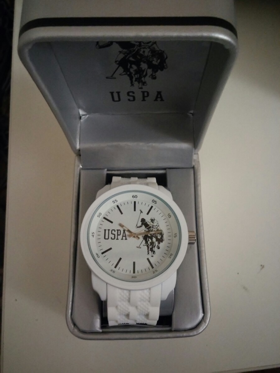 Reloj Polo Us Blanco Imp Usa 2 300 00 En Mercado Libre