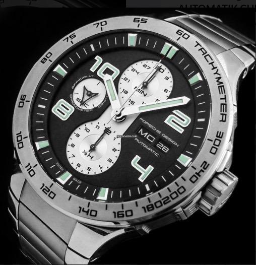 70976f3d1c16 Reloj Porsche Design Flat Six P6340 Cronografo Automático -   1.150 ...