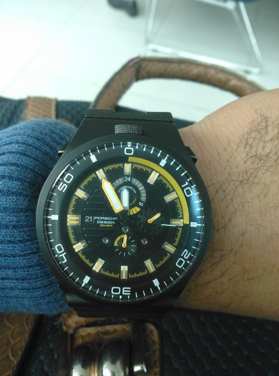 fe3856d6be44 Reloj Porsche Design P 6780 Para Hombre -   2.700.000 en Mercado Libre