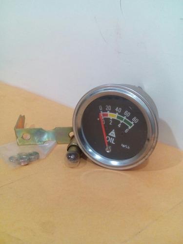 reloj presion aceite motor mecanico. oil press