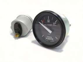 3cf4026efb4e Reloj De Presion De Aceite Digital ~ 52mm - Accesorios para Vehículos en  Mercado Libre Argentina