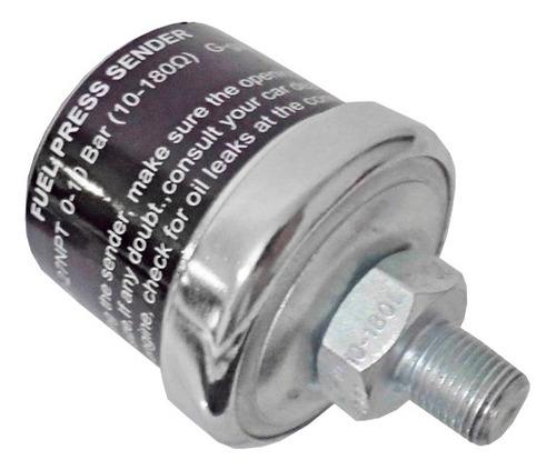 reloj presión de combustible electrónico 52mm bv prosport