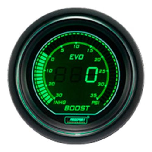 reloj presión de turbo electrónico 52mm evo vb prosport