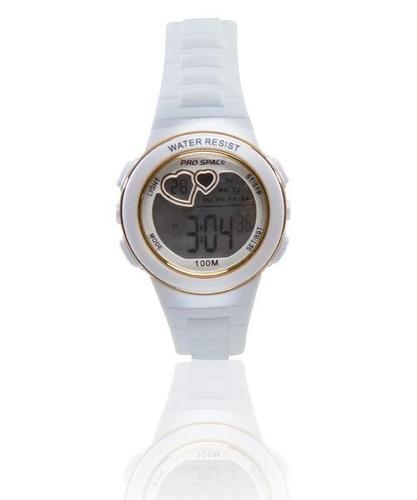 reloj pro space dig. dama psd0101 -dir-7h 100m