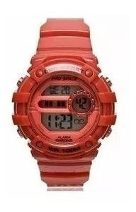 reloj pro space mujer dd bg 100 5a wr100m luz alarma crono