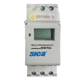 db3e7dcbd510 Reloj Temporizador Sica 16 Amper - Electricidad en Mercado Libre Argentina