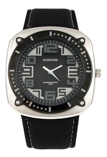 reloj prototype hombre csl-1185-1b envio gratis