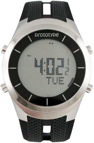 reloj prototype pdg-07 agente oficial barrio belgrano