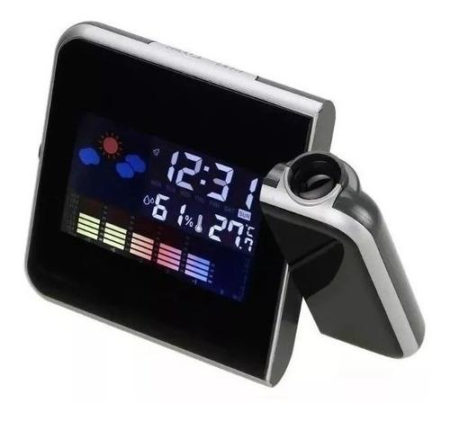 reloj proyector despertador temperatura calendario rota 180° *** ilumina-2 *** mercadolider platinum importadores!